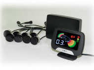 Парктроник (8 серебристых датчиков, жидкокристаллический дисплей) KIA R980099007 для KIA K5 (3G) 2020-