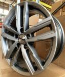 Диск колесный Carwel Лемно 213 7xR17 5x114.3 ET39 ЦО60.1 серебристый металлик 101961
