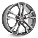 Диск колесный X'trike НF-611 10xR22 5x120 ET45 ДЦО74,1 серый 40315