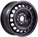 Диск колесный Magnetto 17001 AM 7,5xR17 5x108 ET52,5 ЦО63,3 черный 17001 AM