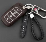 Чехол для ключей коричневый Changan CS35 Plus 2019-