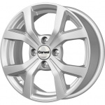Диск колесный Carwel Таир 137 6xR15 4x100 ET50 ЦО60.1 серебристый металлик 101913