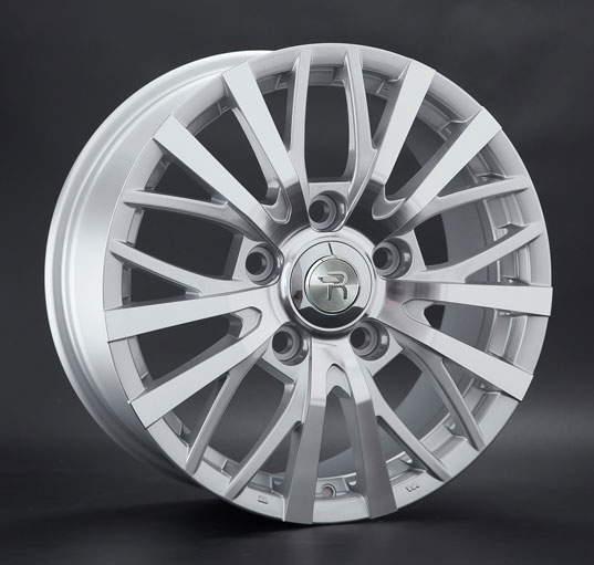 Диск колесный REPLAY LX98 8xR18 5x150 ET56 ЦО110,1 серебристый с полированной лицевой частью 036222-160729009