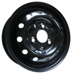 Диск колесный LADA 5x14 4x98 ET35 ЦО58,6 черный 21120-3101015-02