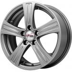 Диск колесный iFree S.U. 6xR15 5x108 ET43 ЦО67.1 серый тёмный глянцевый 275504