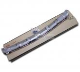 Накладка на передний бампер хромированная для KIA Sportage IV 2016 -