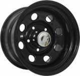 Диск колесный Trebl Off-road 8xR16 5x150 ET20 ЦО110.5 черный 9165128