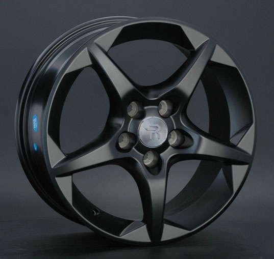 Диск колесный Replay OPL4 6,5xR16 5x105 ET39 ЦО56,6 черный матовый 000500-040017015