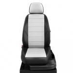 Чехлы на сиденья AVTOLIDER1 из экокожи Toyota Landcruiser Prado 150 2018-н.в.