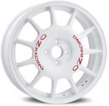 Диск колесный OZ Leggenda 7xR17 4x100 ET30 ЦО68 белый W01872250A33