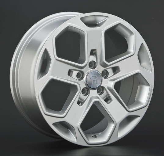 Диск колесный Replay FD23 8xR18 5x108 ET55 ЦО63,3 серебристый 004982-010132003