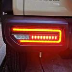 Фонари задние диодные комплект для Suzuki Jimny 2019 -