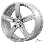 Диск колесный iFree Кальвадос 7xR16 5x115 ET45 ЦО70.1 серебристый 096211