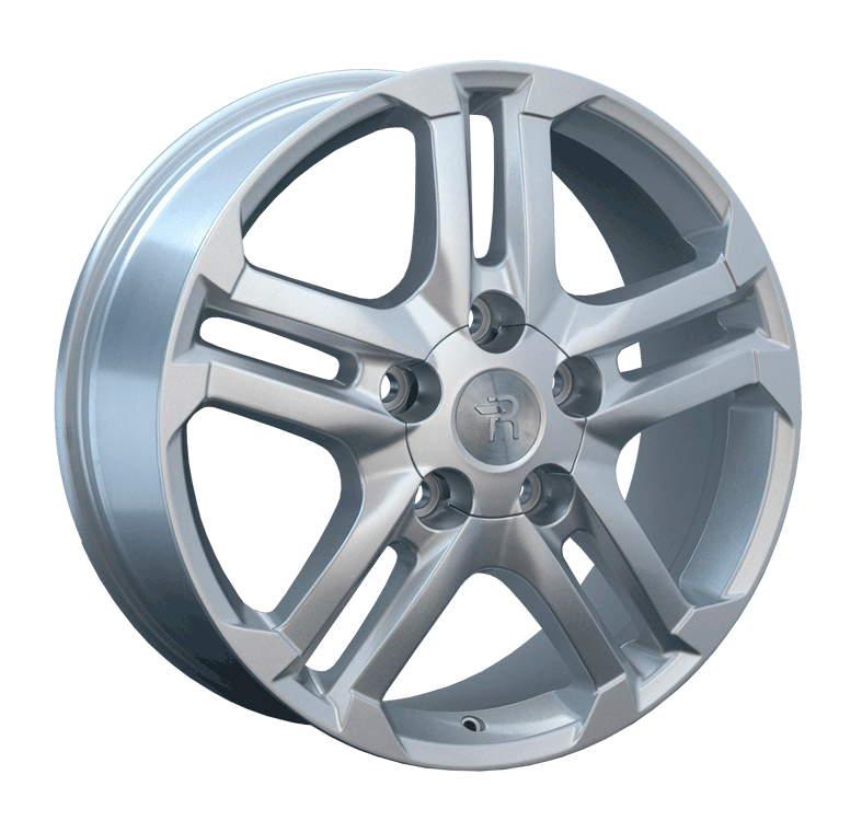 Диск колесный REPLAY TY54 8,5xR20 5x150 ET58 ЦО110,1 серебристый 046357-070659009
