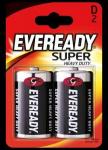 Солевая батарейка EVEREADY SHD E301155800 D/R202шт/блист