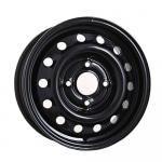 Диск колесный  ТЗСК Ford Focus 2 6xR15 5x108 ET52.5 ЦО63.3 черный глянец 00000001077