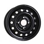 Диск колесный TREBL 64E45M 6xR15 4x114.3 ET45 ЦО66.1 черный 9112675