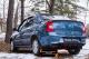 Диффузор на задний бампер Русская Артель Renault Logan 2010-2013