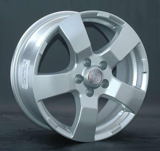 Диск колесный Replay HND81 7xR17 5x114,3 ET35 ЦО67,1 серебристый 016716-100143018