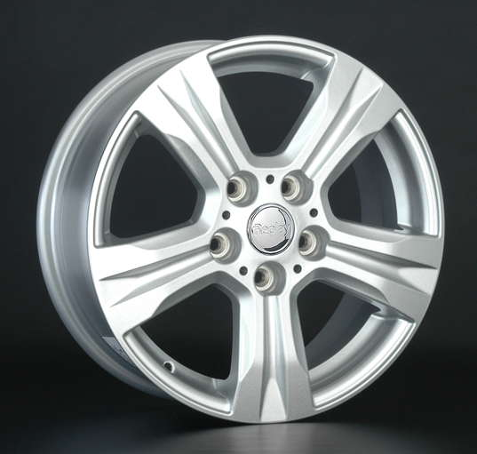 Диск колесный Replay LF13 6,5xR16 5x114,3 ET45 ЦО60,1 серебристый 026818-430154004
