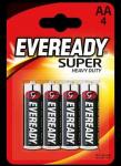 Солевая батарейка EVEREADY SHD E301155700 AA/R64шт/блист