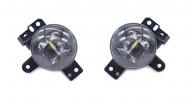 Противотуманные светодиодные фары ABC Auto parts ABC1001 для Geely Tugella 2020 -