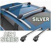 Багажные дуги, поперечины Turtle Lux Air 1 для Hyundai Creta 2016, 2017, 2018, 2019