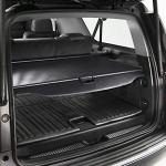 Шторка багажника (черная) GM 22964401 для Chevrolet Tahoe IV 2015-