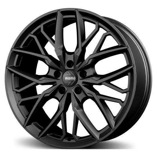 Диск колесный MOMO SPIDER 10xR21 5x150 ET45 ЦО110,1 черный матовый WSMB10145550