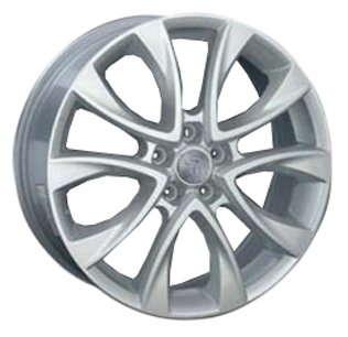 Диск колесный Replay SB26 7xR17 5x114,3 ET55 ЦО56,1 серебристый 034909-030715002