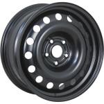 Диск колесный Trebl R-1727 7xR17 5x112 ET49 ЦО57.1 черный 9320963