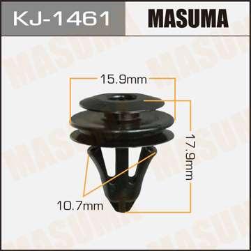 Клипса автомобильная (автокрепеж), уп. 50 шт. Masuma KJ-1461