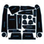 Вкладыши (синие) для Ford Explorer (2010 - 2015)