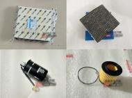 Комплект фильтров (масляный, топливный, воздушный фильтр кондиционера и двигателя)  для Geely Coolray (SX11) Кулрэй