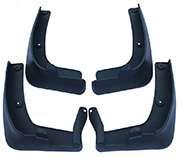 Брызговики (передние и задние) Zhejiang Benke BKASL1321 для KIA Sorento 2013