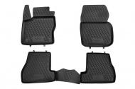Коврики в салон (черный полиуретан) Format FORMAT.CARFRD00001h Ford Focus 2011-2015