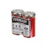 Солевая батарейка EVEREADY HDE301156000 C (R14) SHP2