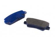 Колодки тормозные задние комплект PARTBERRY PBS06212 Ford Focus 2011 - 2015