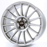 Диск колесный OZ Superturismo Dakar 10xR20 5x112 ET53 ЦО79 серебристый W0186420219