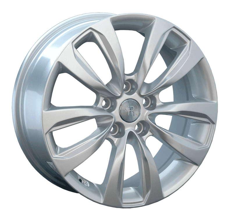 Диск колесный Replay HND41 7xR18 5x114,3 ET35 ЦО67,1 серебристый 020022-040143018