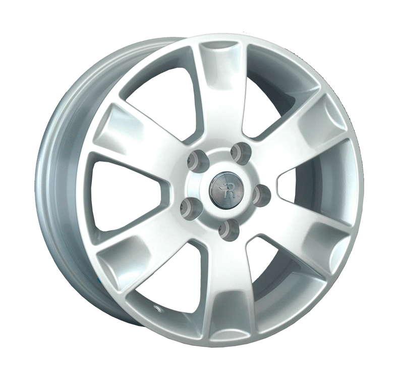 Диск колесный Replay RN55 6,5xR16 5x114,3 ET50 ЦО66,1 серебристый 027116-430066001