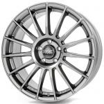 Диск колесный OZ Superturismo LM 8xR18 5x120 ET40 ЦО79 серый тёмный матовый W0185421046