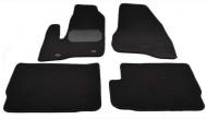 Коврики в салон (текстильные, черные, подпятник п/у) Норпласт NPA10-VTe220-181a Ford Explorer 2010-2015