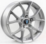Диск колесный Venti 1 617 6.5xR16 5x112 ET40 ЦО57.1 серебристый rd833080