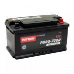Аккумуляторная батарея PATRON   PB80-720R
