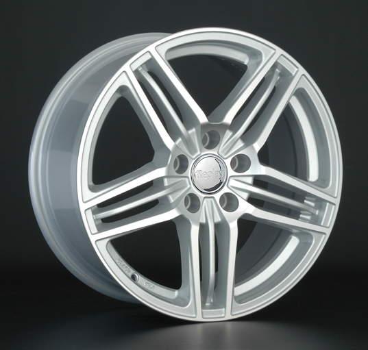 Диск колесный REPLAY MR134 8xR17 5x112 ET48 ЦО66,6 серебристый с полированной лицевой частью 027009-040060011
