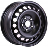 Диск колесный Magnetto 17000 AM 7xR17 5x114,3 ET45 ЦО66,1 черный 17000 AM
