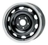Диск колесный KFZ 8890 6xR15 5x112 ЕТ38 ЦО63.3 черный 902648001