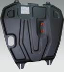 : Защита картера и кпп ALFeco для Lexus NX 200/300h 2014 - 2.0 2.5 Alfeco
