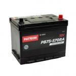 Аккумуляторная батарея PATRON   PB75-570RA
